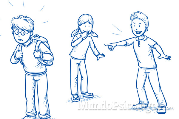 Saiba como identificar um quadro de bullying