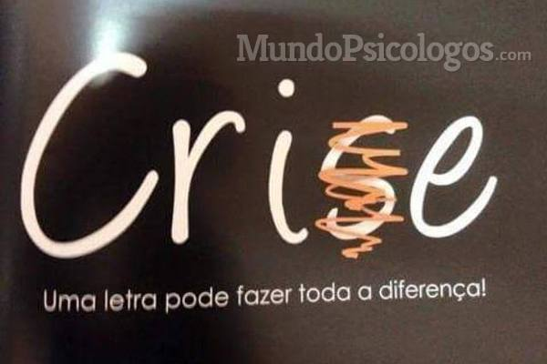 Terapia em tempo de crise