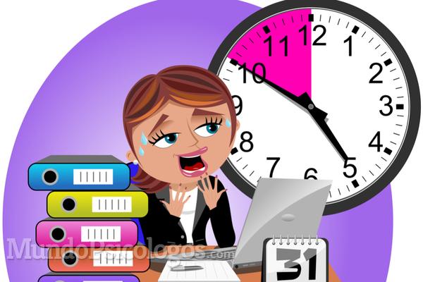 Estresse, infelicidade no trabalho e crise econômica