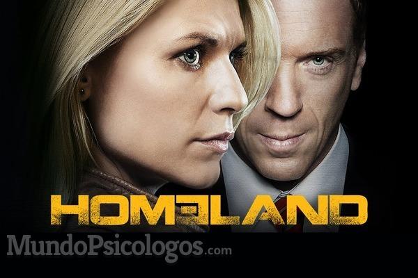 Psico e TV: o transtorno bipolar de Carrie Mathison em Homeland