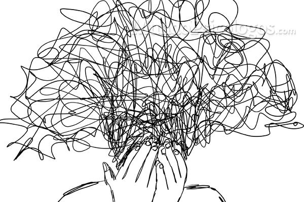 Diferenças entre ansiedade patológica e adaptativa