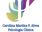 Carolina Martins P. Alves Psicóloga