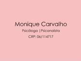 Logo Monique Carvalho