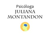 Psicóloga Juliana Montandon