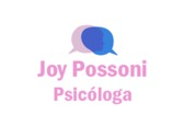 Psicóloga Joy Possoni